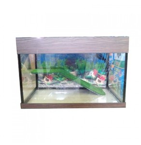 Аквариум для черепахи Аквас (Aquas) 60 литров