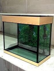 Зелаква маленькие аквариумы 15-60 литров (ZelAqua)